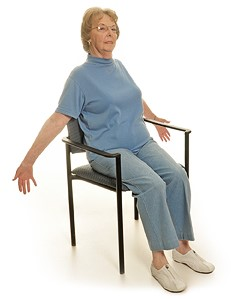 Seated EXTEND