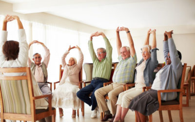 EXTEND EXERCISES: Safe, Seated Recreational Exercises for Men And Women