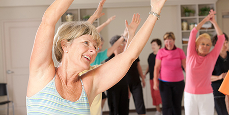 4 Important types of Exercise: Aerobic