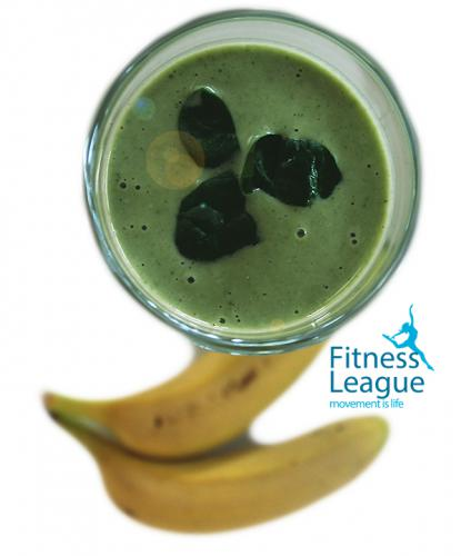Banana Peanut Butter Power Smoothie: Goodness in a Glass